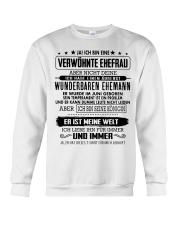 Geschenk fur Ehefrau H06 Crewneck Sweatshirt thumbnail