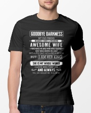GOODBYE DARKNESS H07 Classic T-Shirt lifestyle-mens-crewneck-front-13