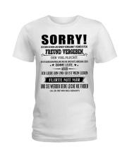Perfektes Geschenk fur die Liebsten - TINH00 Ladies T-Shirt front