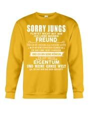 Geschenk für deinen Freund - nok00 Crewneck Sweatshirt thumbnail