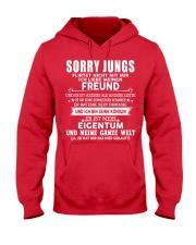 Geschenk für deinen Freund - nok00 Hooded Sweatshirt thumbnail