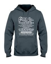 Geschenk für deinen Vater  Hooded Sweatshirt thumbnail