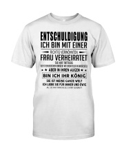 gift for your husband tt Premium Fit Mens Tee thumbnail