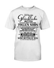 Perfektes Geschenk für Ihre Mutter- 00 Classic T-Shirt thumbnail