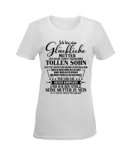 Perfektes Geschenk für Ihre Mutter- 00 Ladies T-Shirt women-premium-crewneck-shirt-front