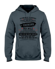 Glucklicher Mann - T06 Juni Hooded Sweatshirt thumbnail