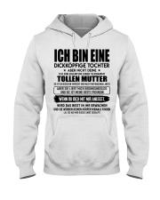 Besonderes Geschenk für Ihre Tochter - Ust 00 Hooded Sweatshirt thumbnail
