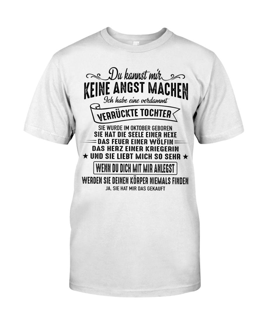 Perfektes Geschenk für Ihre Lieben - 10 Classic T-Shirt