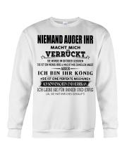 Besonderes Geschenk für geliebte Menschen- Kun 10 Crewneck Sweatshirt thumbnail