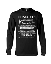 Gift for your boyfrend CTD00  Long Sleeve Tee thumbnail