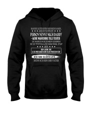 Gift for your father - daughter CTD12 Hooded Sweatshirt thumbnail