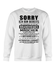 Perfektes Geschenk fur die Liebsten AH10 Crewneck Sweatshirt thumbnail