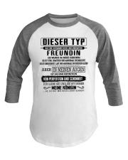 Gift for your boyfrend CTD03 Baseball Tee thumbnail