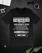 She is a bad wife 5 Premium Fit Mens Tee lifestyle-mens-crewneck-front-16
