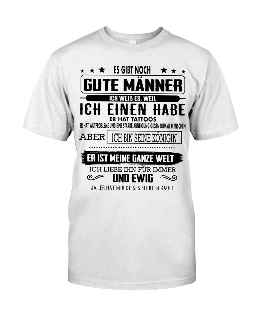 Perfektes Geschenk fur Ihren geliebten Mensche nok Classic T-Shirt