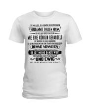 Perfektes Geschenk fur Ihren geliebten Mensche S7 Ladies T-Shirt thumbnail