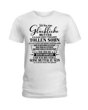 Perfektes Geschenk für Ihre Mutter- nok00 Ladies T-Shirt front