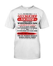 Geschenk fur die Tochter - C08 August Classic T-Shirt front