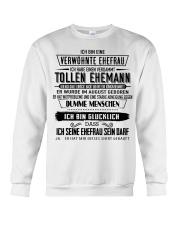 Perfektes Geschenk fur Ihren geliebten Mensche - 8 Crewneck Sweatshirt thumbnail