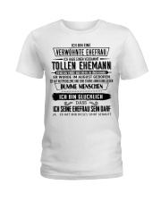 Perfektes Geschenk fur Ihren geliebten Mensche - 8 Ladies T-Shirt thumbnail