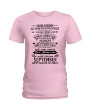 Perfektes Geschenk für Ihren Geburtstag AH09 Ladies T-Shirt front