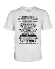 Perfektes Geschenk für Ihren Geburtstag AH09 V-Neck T-Shirt thumbnail