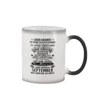 Perfektes Geschenk für Ihren Geburtstag AH09 Color Changing Mug thumbnail