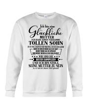 Perfektes Geschenk für Ihre Mutter- 00 Crewneck Sweatshirt thumbnail