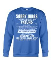 Geschenk für deinen Freund - Att Crewneck Sweatshirt thumbnail
