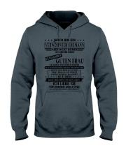 Verwohnter Mann - D12 Dezember Hooded Sweatshirt thumbnail