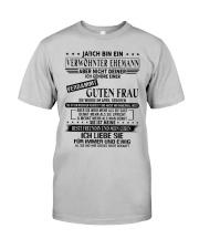 Verwohnter Mann - S04 April Classic T-Shirt front