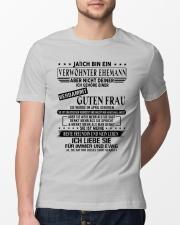 Verwohnter Mann - S04 April Classic T-Shirt lifestyle-mens-crewneck-front-13