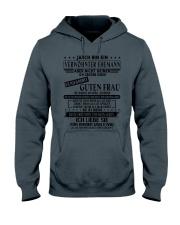 Verwohnter Mann - S04 April Hooded Sweatshirt thumbnail