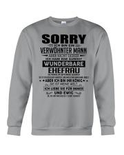 Wenderbare Ehefrau 09 Crewneck Sweatshirt thumbnail