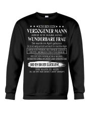 Ich bin ein verzogener Mann CTD04 Crewneck Sweatshirt thumbnail