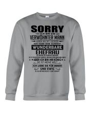 Wenderbare Ehefrau 02 Crewneck Sweatshirt thumbnail
