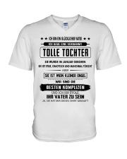 Perfekte Geschenke fur den Vater- 01 V-Neck T-Shirt thumbnail