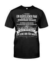 Geschenk fur Frau - C06 Juni Classic T-Shirt front
