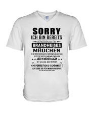 Geschenk für deinen Freund - TINHtt V-Neck T-Shirt thumbnail