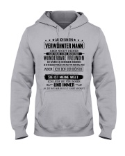Gift for your Boyfriend White H12 Hooded Sweatshirt thumbnail