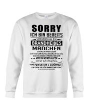 Perfektes Geschenk fur die Liebsten AH001 Crewneck Sweatshirt thumbnail