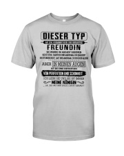 Gift for your boyfrend CTD08 Classic T-Shirt front