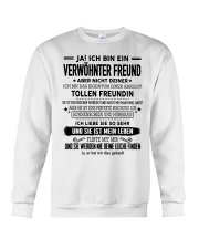 Perfektes Geschenk fur die Liebsten AH00 Crewneck Sweatshirt thumbnail