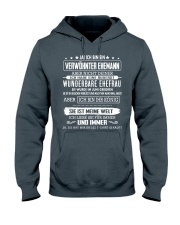 Gift for your husband Black H06 Hooded Sweatshirt thumbnail