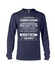 Gift for your husband Black H06 Long Sleeve Tee thumbnail