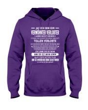 Perfektes Geschenk fur die Liebsten AH00 verlobter Hooded Sweatshirt thumbnail