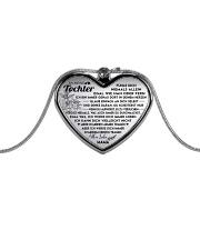 Geschenk Madchen - D DE  Metallic Heart Necklace front