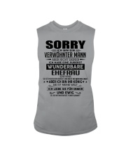 SORRY - MANN TATTOOS Sleeveless Tee thumbnail