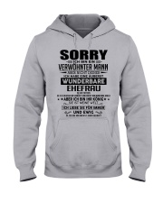 SORRY - MANN TATTOOS Hooded Sweatshirt thumbnail