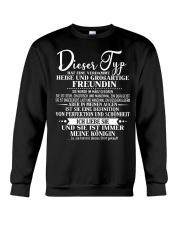 Geschenk für Freund und Freundin CTD03 Crewneck Sweatshirt thumbnail